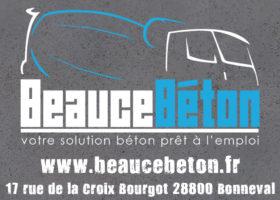 logo beauce beton